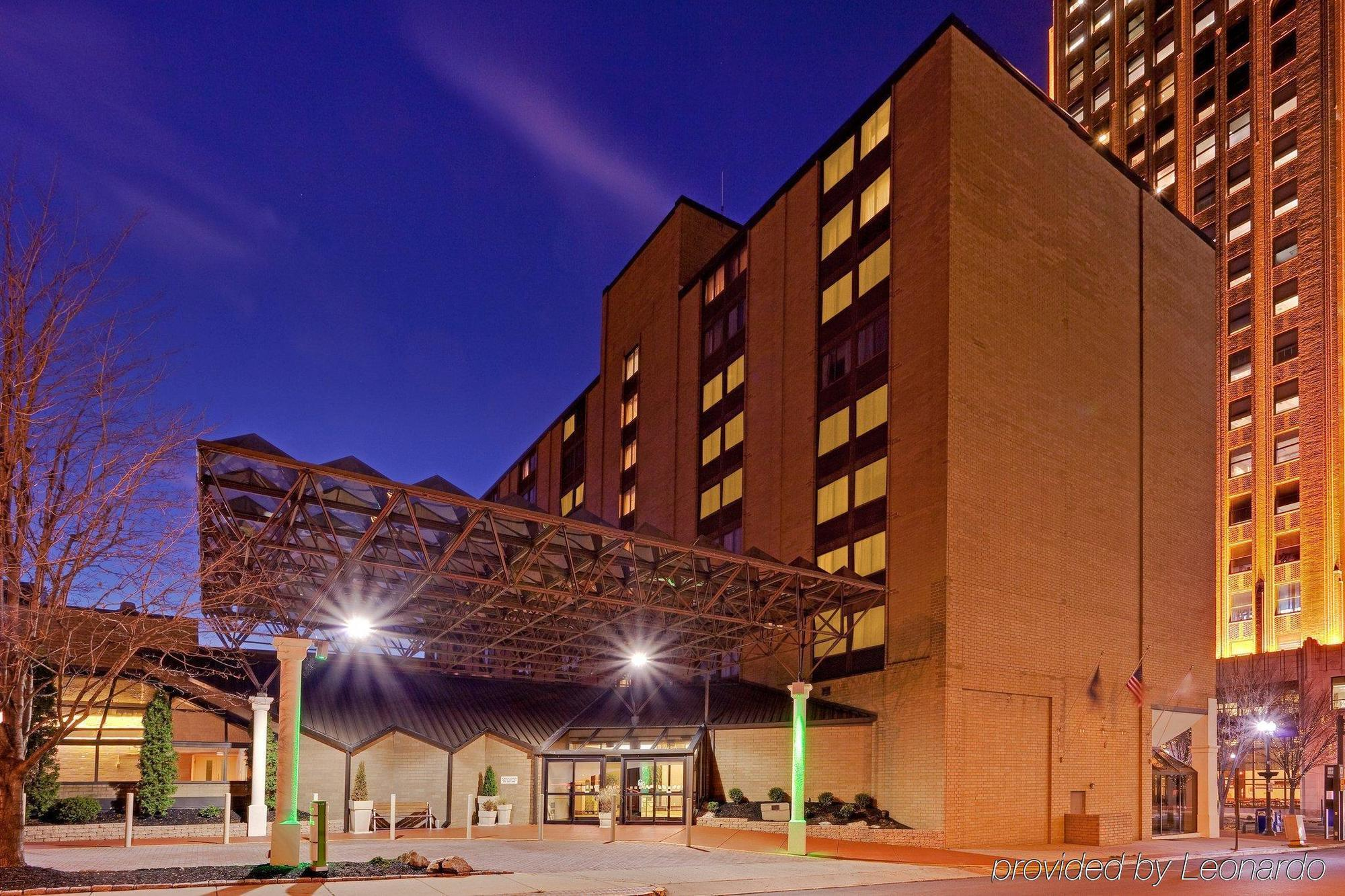 HOLIDAY INN ALLENTOWN CENTER CITY, ALLENTOWN ***